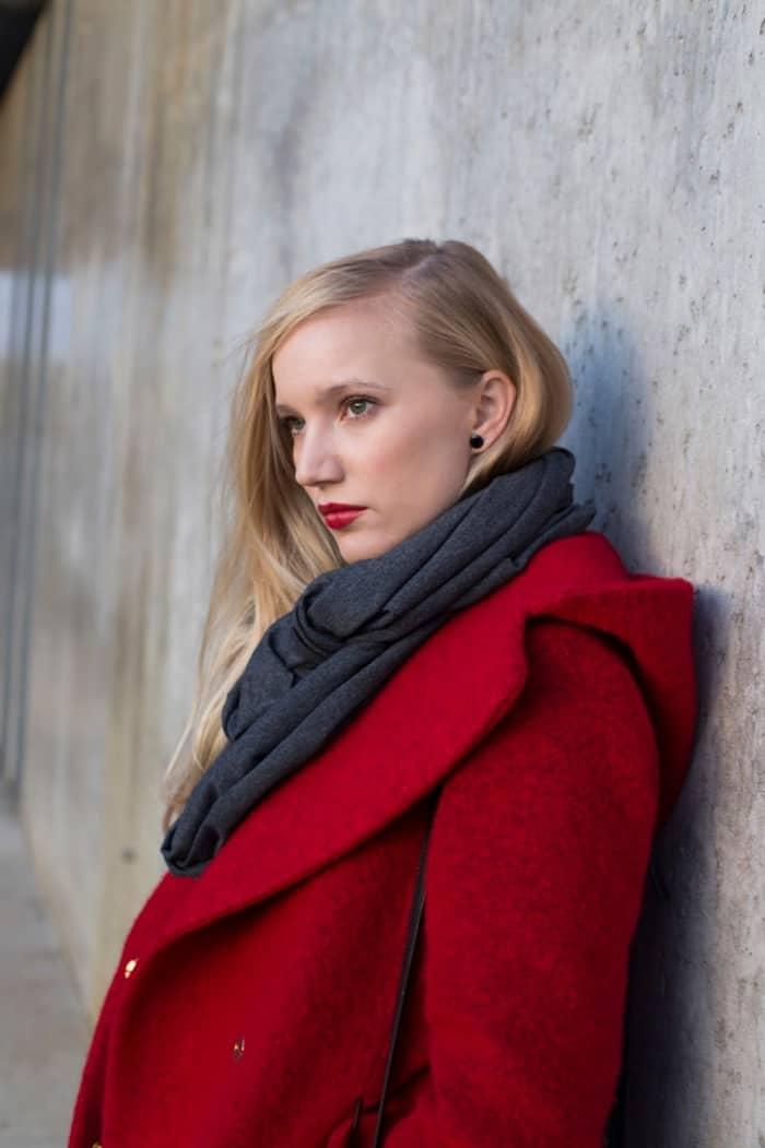 ewa michaelik winter layeirng december 2015 blogger style scarf 2