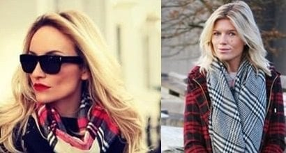 How To Wear a Winter Scarf: 41 Super Stylish Ways To Tie